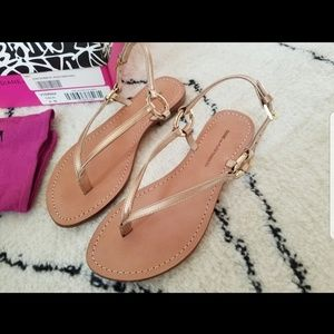 DVF cailin thong sandal 6